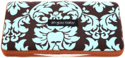 The Wipes Case for Wet Tissue Wipes - Vintage in Blue