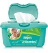 Pampers Wipes Refill, Baby Fresh, 2 Pouch 1 ea