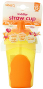 Vital Baby Toddler Straw Cup, 300ml