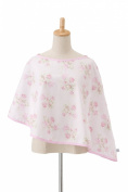 Hotslings NC-104 Little House Nursing Cover- Maiden's Bouquet Blush