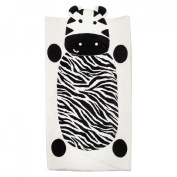 Cocalo Plush Changing Pad Cover - Zebra
