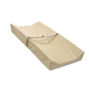 L A Baby Contour Organic Changing Pad, Gold