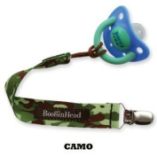 PaciGrip - Universal Pacifier Holder with Clip, that is compatible with all types of pacifiers