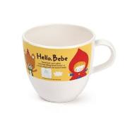 Lock & Lock Hello Bebe Storytelling Educational Design Baby Feeding Oval Mug