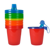 The First Years Take & Toss Spill-Proof Cups - 210ml