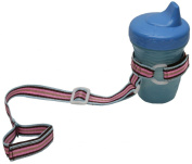 Booginhead SippiGrip Cup, Bottle and Toy Tether