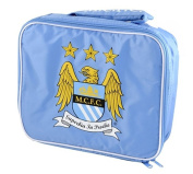Manchester City F.C. Manchester City School Lunch Box Cool Bag Big Logo