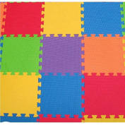 My Sunshine Playmats 9 Pieces