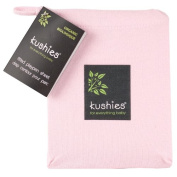 Kushies Organic Jersey Play Pen Fitted Sheet