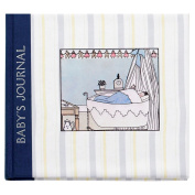 Baby Christening Keepsake Memory Book Gift for Baby's First Year