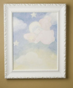 Green Frog Art My Favourite Things Series Print Framed