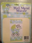 Wall Mural Baby Boy