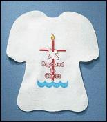 BABY'S BAPT GRMT:CHRIST:24PK