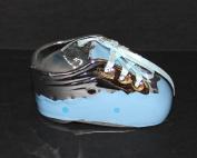 """""""It's a Boy"""" Blue Baby Shoe - Keepsake - Party Favour - Nursery Deco"""
