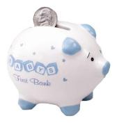 Russ Berrie Baby's First Piggy Bank