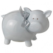 "Grasslands Road - Once Upon a Time - Small ""My 1st Piggy Bank"" Blue"