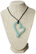 Teethease Heart Pendant Toy
