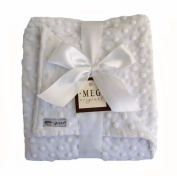 MEG Original Minky Dot Blanket