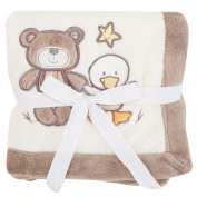. B Is For Bear Blanket