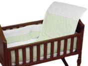 Baby Doll Bedding Kingdom Cradle Bedding Set
