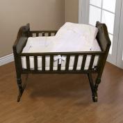 Baby Doll Bedding Royal Pique Cradle Bedding Set