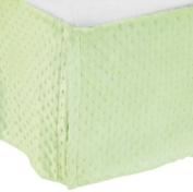 American Baby Company Heavenly Soft Crib Bed Skirt