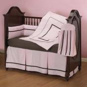 Baby Doll Bedding Hotel Style Crib Bedding Set