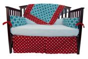 Caught Ya Lookin' Crib Bedding Set