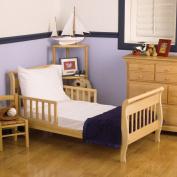 Nojo 3 Piece Toddler Sheet Set, White
