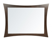 Kidz Decoeur Long Beach Mirror, Mocha