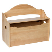 Gift Mark Toy Chest with Arched Back