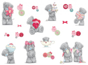 FunToSee Tatty Teddy Celebrations Room Stickers