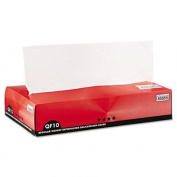 Bagcraft Regular Weight Interfolded Deli Paper Qf10 25cm x 27cm 500 Sheets Per Box