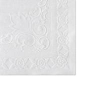 Hoffmaster Placemats 25cm . x 36cm . Placemats, White, 1000 Per Case HFM 601SE1014