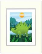 TykeStyle 8x10 Art Print