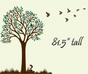 Large Tree Wall Decal Sticker Nursery Kids