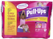 Huggies Pull-Ups Learning Designs Training Pants Biggie Pack Size 2T-3T Girl 56ct.