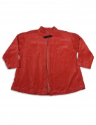 Mulberribush - Toddler Girls Long Sleeve Velour Jacket