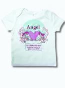 Light of Mine Designs Definition-Angel Short Sleeve T-Shirt
