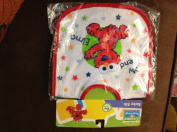 Sesame Street Baby Bib ~ My Friend Elmo