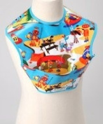 Perfect Pocket Bib in Bot Camp Size Small