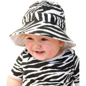 Baby Sun Hat in Animal Prints