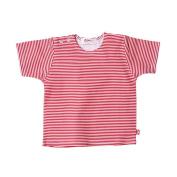 Zutano Candy Stripe Short-Sleeve T-Shirt