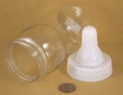 Fillable Baby Shower Bottle Bank Decoration Choose 20cm , 25cm , or 32cm and Colour