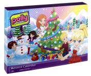 Polly Pocket Doll Christmas Advent Calendar
