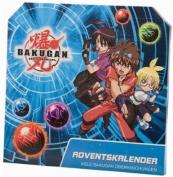 BAKUGAN Battle Brawlers - Advent Calendar
