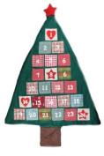 Gisela Graham Christmas Tree Advent Calendar