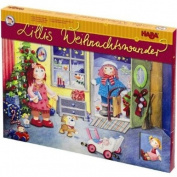 Haba 4249 Avventskalender Lillis Weihnachtswunder