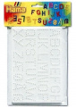Hama -4455 Letters & Numbers Pegboard