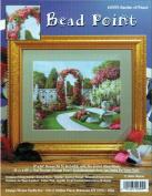 Garden Of Peace Bead Point Kit, 20cm x 25cm Printed